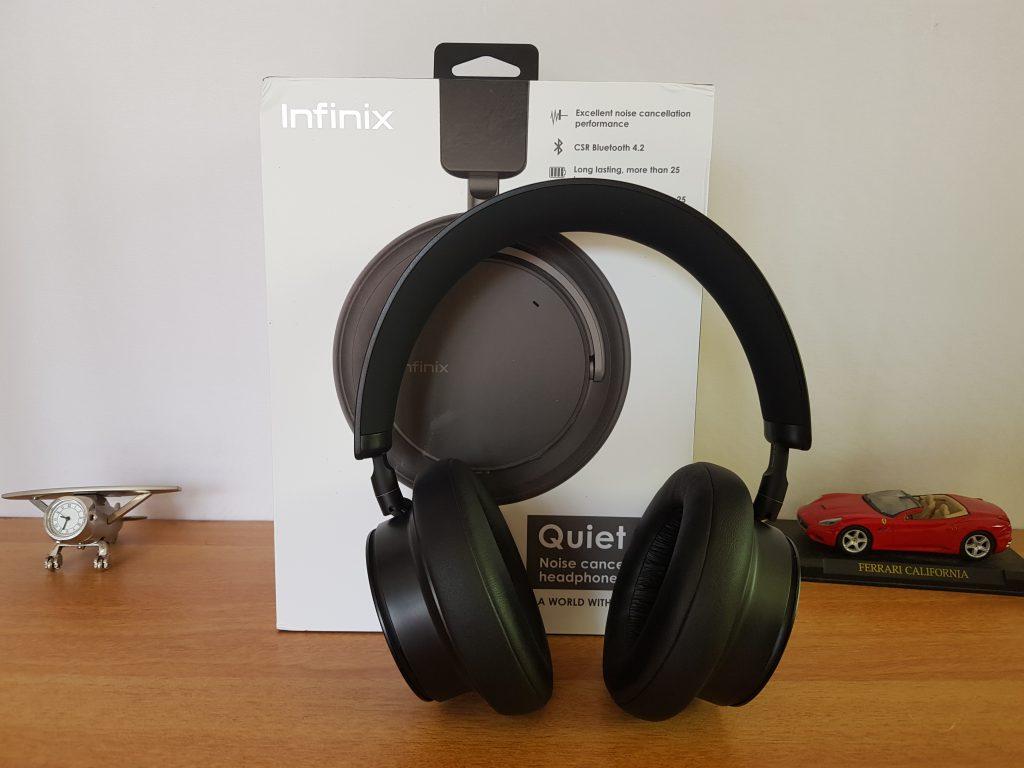 Infinix QuietX Headphones Review