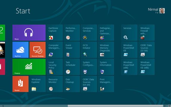 Administrator tools