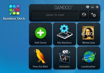 Bamboo Dock.