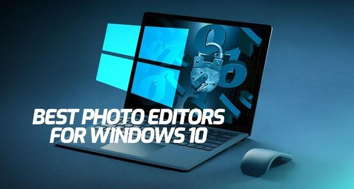 Best Photo Editors for Windows 10