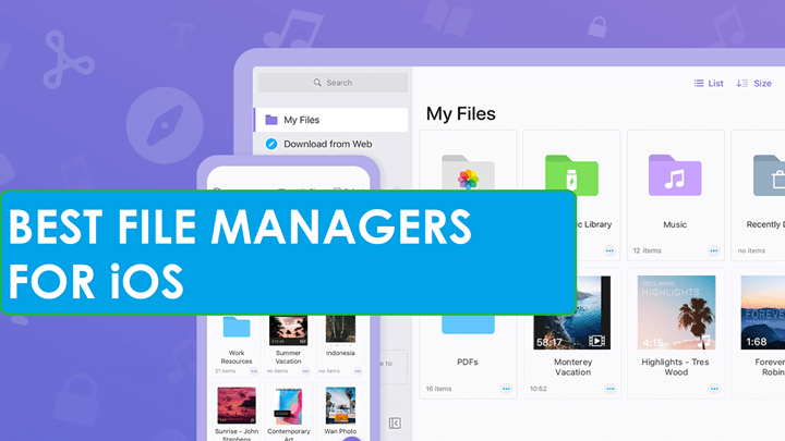 Best file managers for iPhone