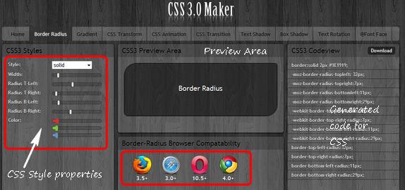 CSS 3.0