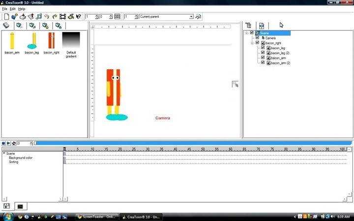 Free Animation Software for Windows