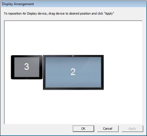 Display arrangement