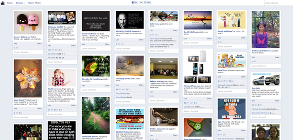 Facebook photos Pinterest