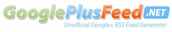 Google Plus feed