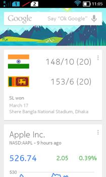 Google on Nokia X (2)