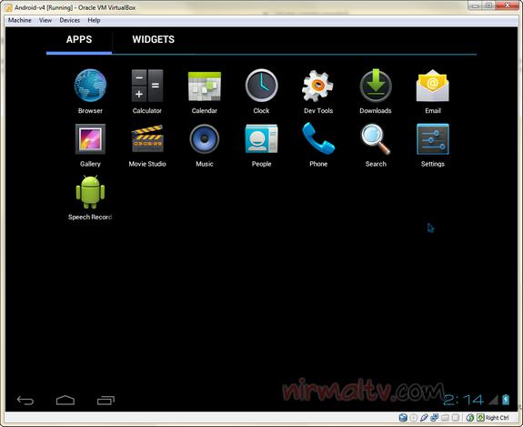 ICS on Windows