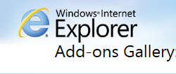 IE9 add-ons