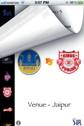 IPL 5 app