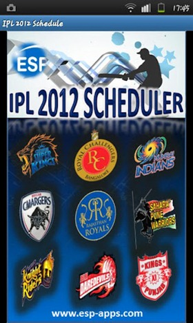 IPL calender