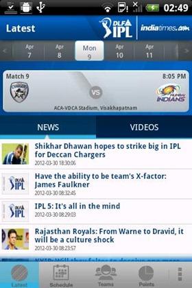 IPL official
