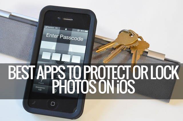 Lock photos