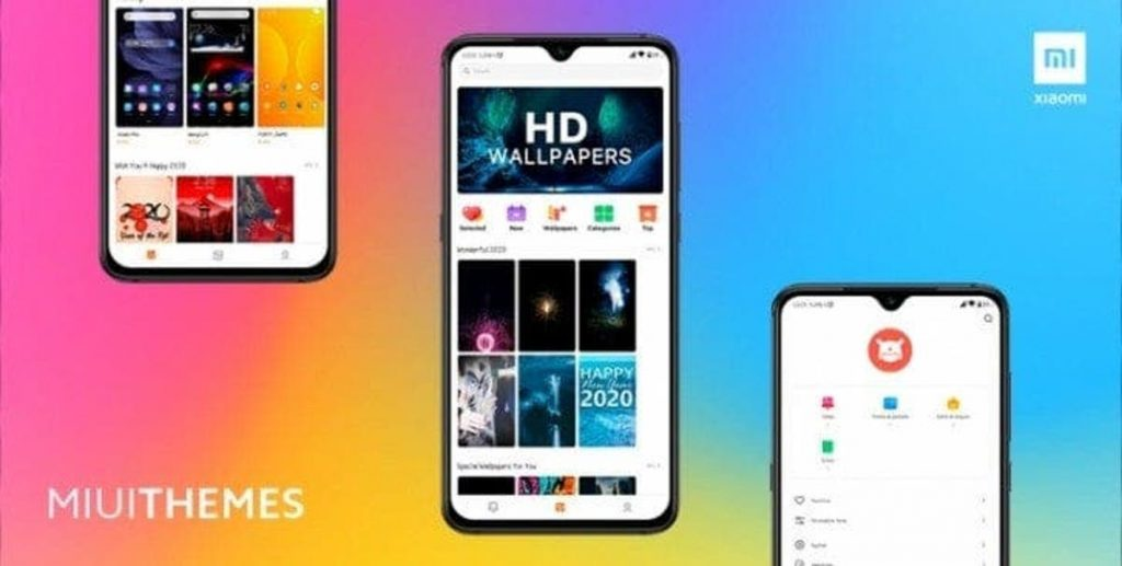 Get Wallpapers from MIUI Themes