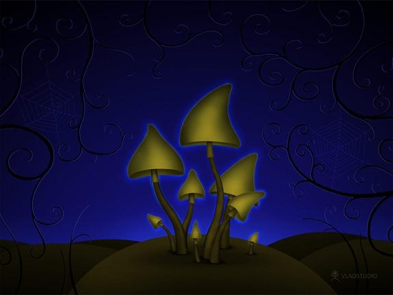 Mushrooms___Halloween_Night_by_vladstudio