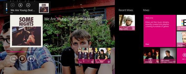 Nokia Music playback