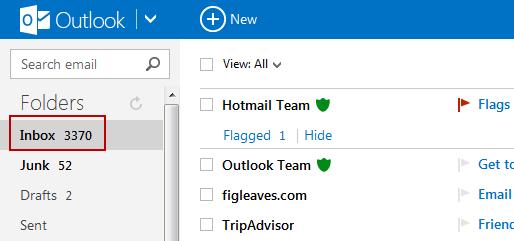Outlook.com-inbox