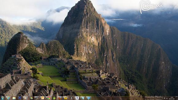 Peru theme Windows 7