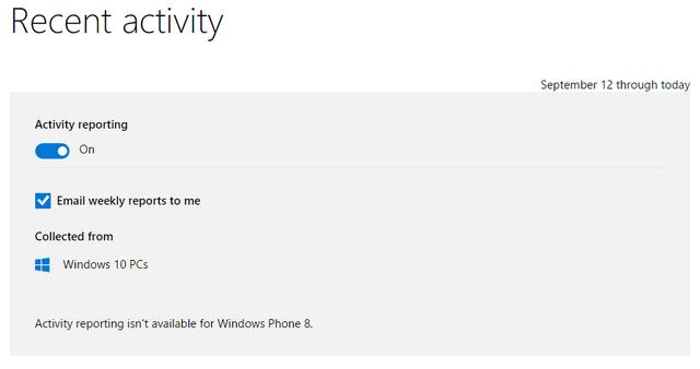 Kids Account on Windows 10