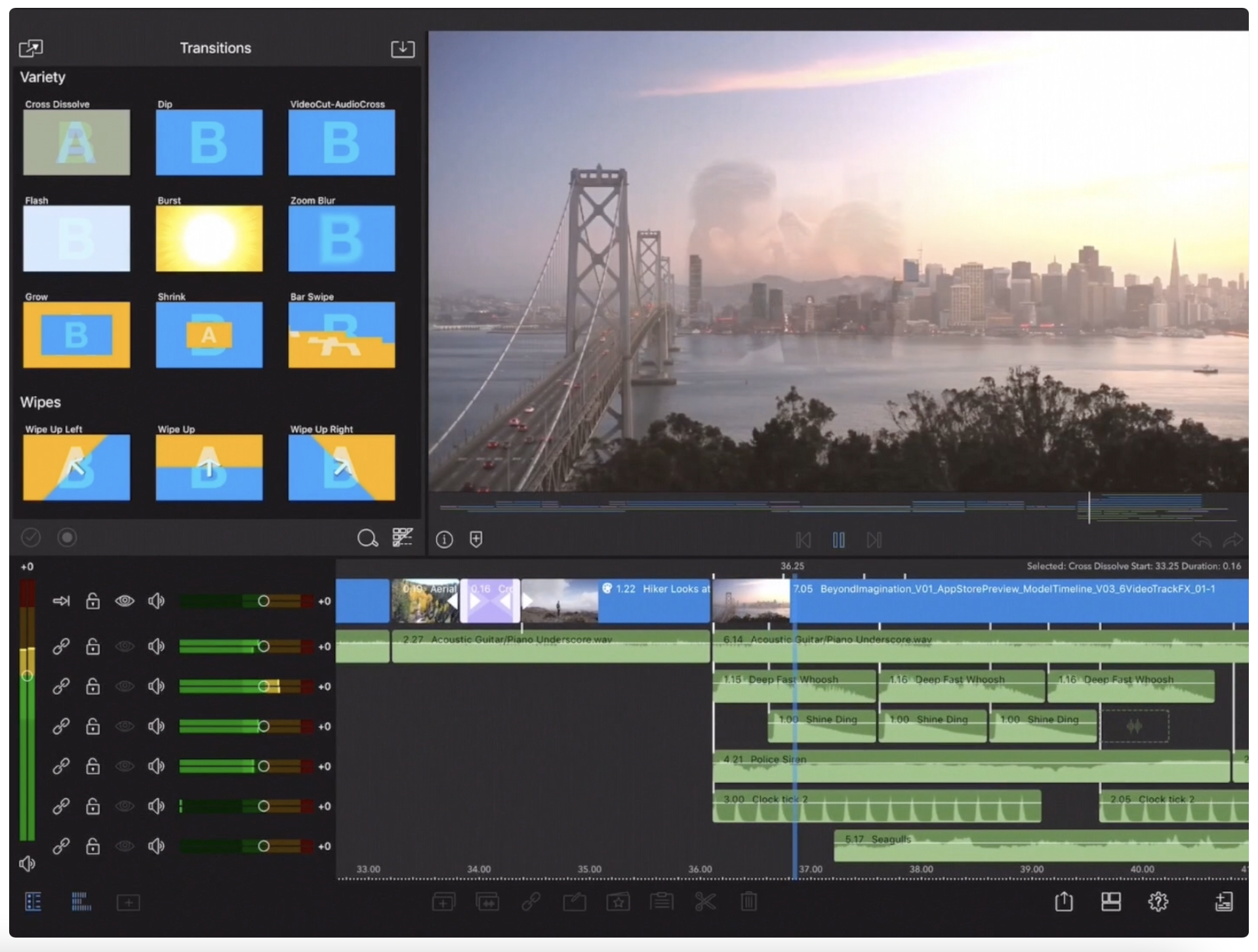 Best Video Editing Apps for iOS