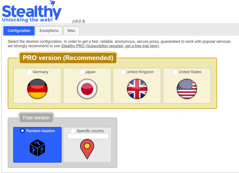 Open any Blocked Website