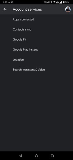 Turn off Ok Google Assistant