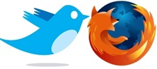 Twitter and Firefox