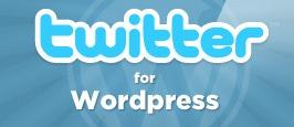 Twitter for WP
