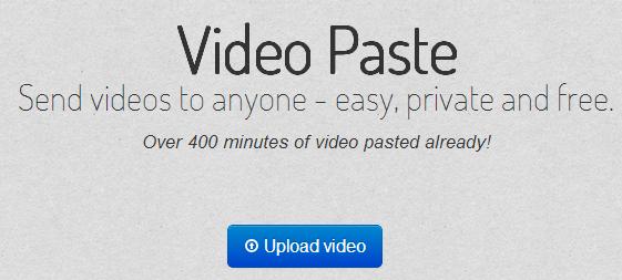 Video Paste