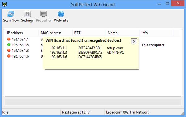 Wi-Fi Guard