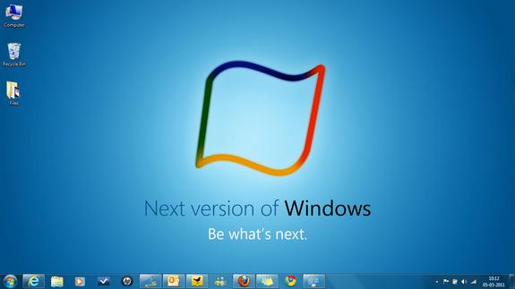 Windows 8 theme 1