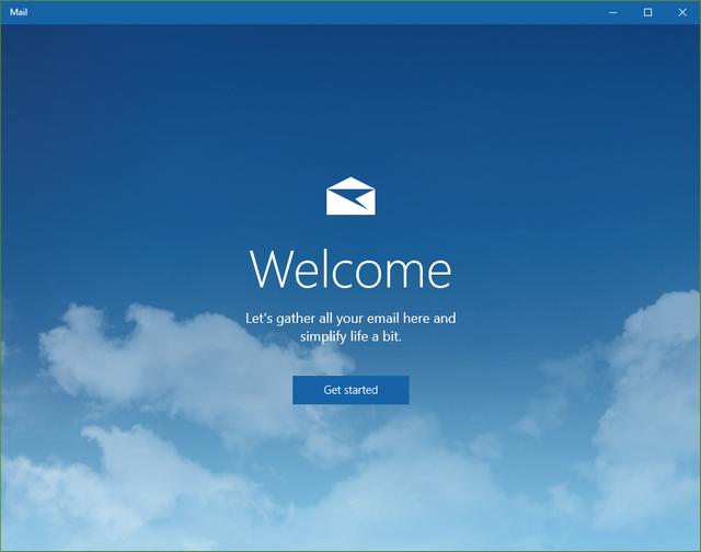 Windows mail 1