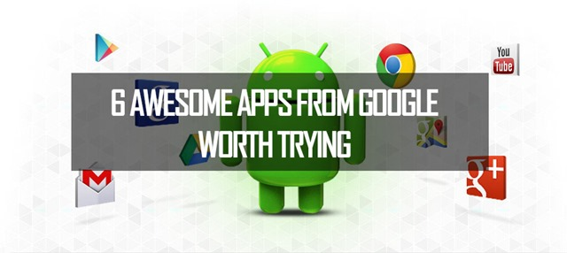 apps from Google