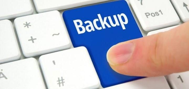 Backup your Hard Drive