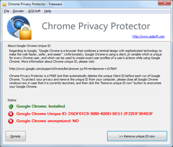 chrome-privacy-protector