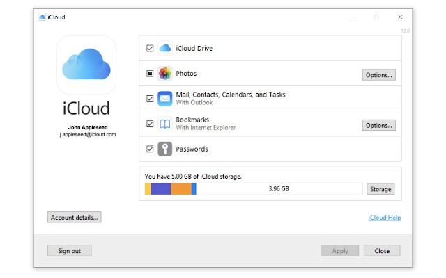 Sync iCloud Passwords to Chrome