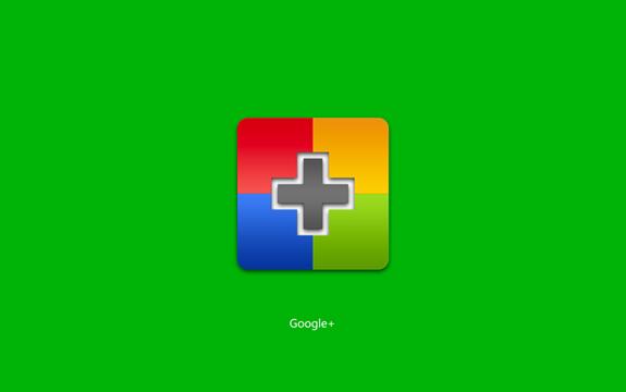 google__plus_green_wallpaper_by_rahul964-d41dmai