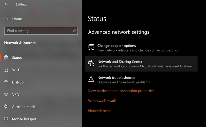 Find Wi-Fi Password in Windows 10