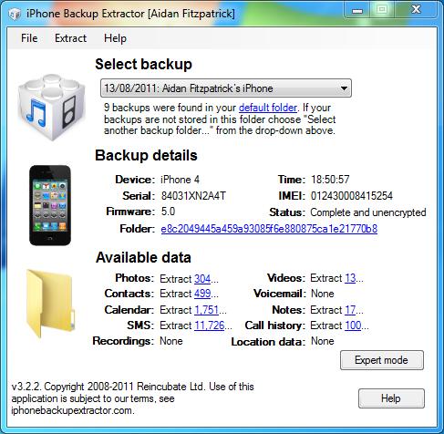 iphone-backup-extractor