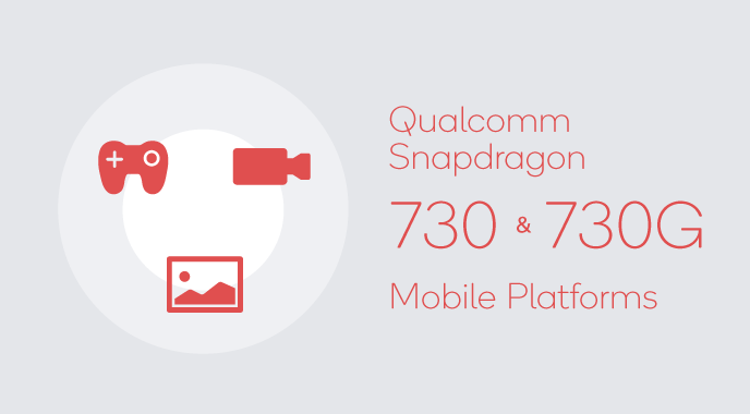 Smartphones with Snapdragon 730