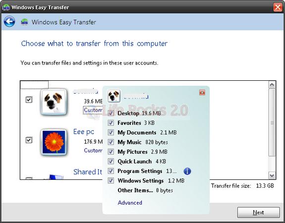 select files (2)