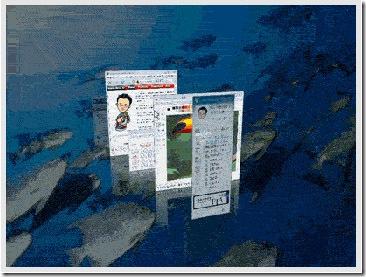 aero effect in Windows XP